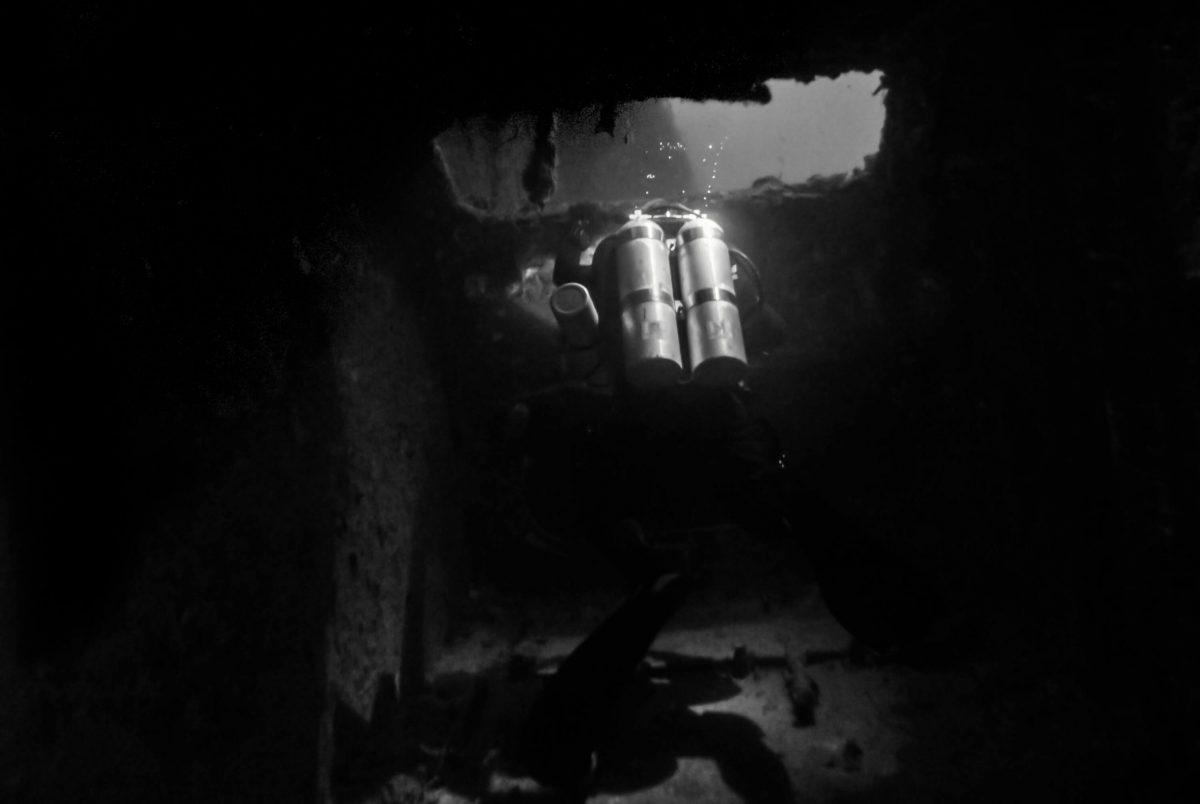 TDI Advanced Nitrox Diver, Koh Chang, Thailand