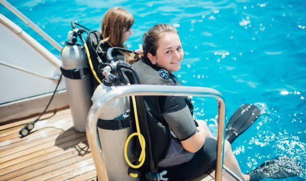 Discover Scuba Diving, Koh Chang, Thailand