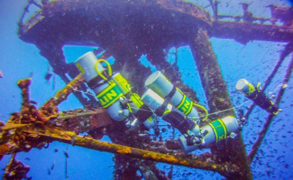 Nitrox Diver, Koh Chang, Thailand