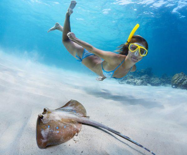 Snorkeling, Koh Chang, Thailand