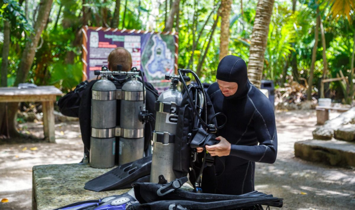 Technical Diver Training, Koh Chang, Thailand