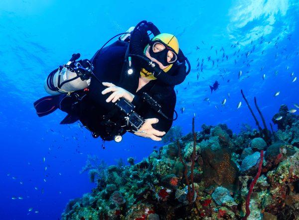 SDI Solo Diver, Koh Chang, Thailand